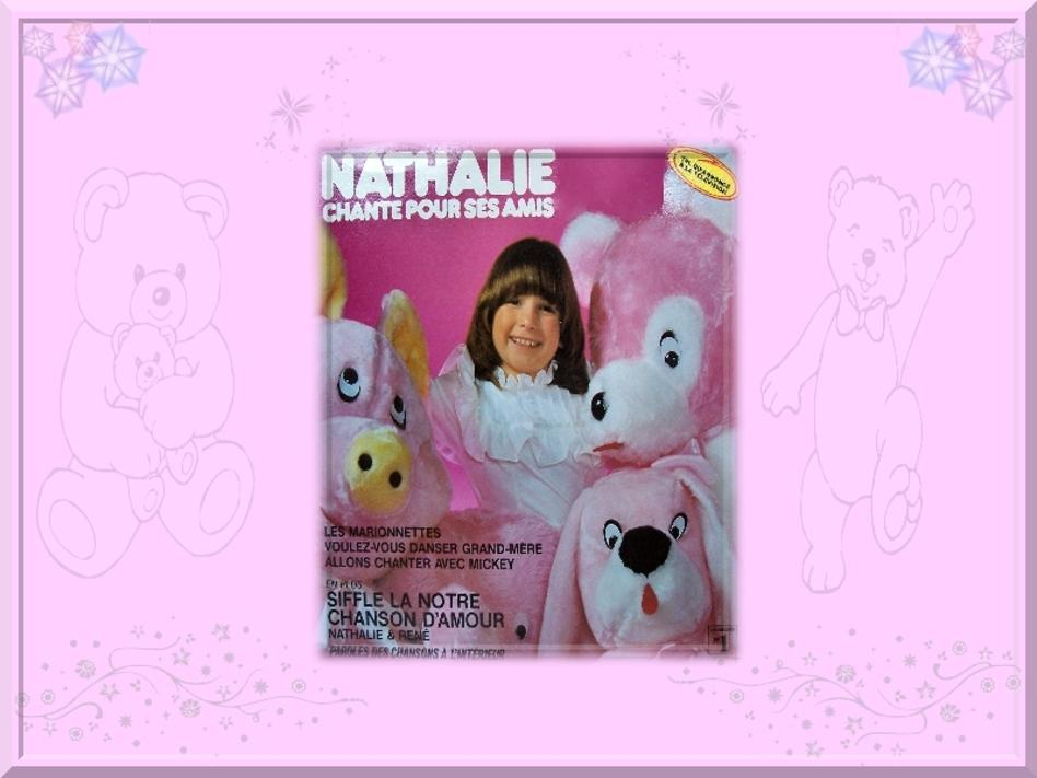 Nathalie chante pour ses amis