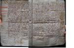 1198. Litige entre Olivier III de Dinan et le prieur du prieuré du Pont