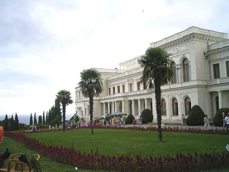 File:Livadia Palace Crimea.jpg