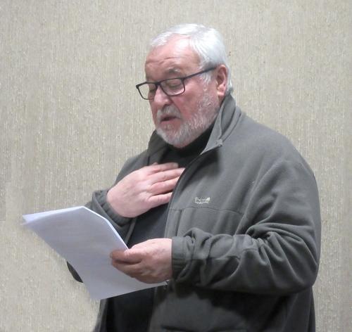 La dernière Assemblée Générale de l'association Châtillon-Scènes