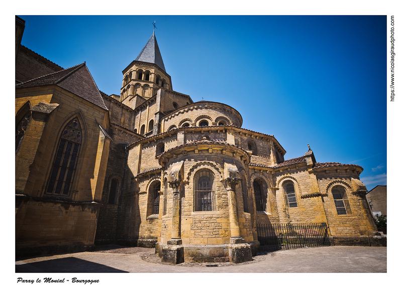 Patrimoine en Sud Bourgogne!