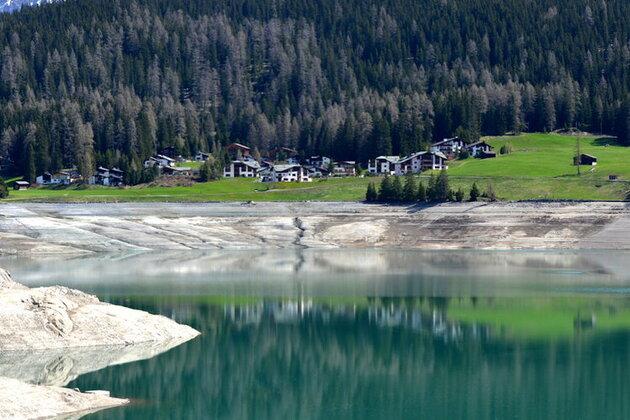Les vallées des Grisons, Suisse