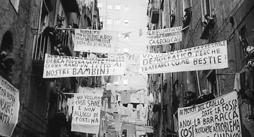 Main basse sur la ville, Le mani sulla citta, Francesco Rosi, 1963