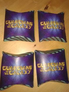 gardiens de la galaxie anniversaire boîte cadeau