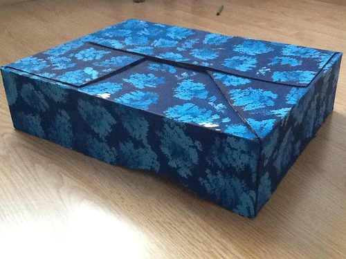 35° mes boîtes customisées (my customization box)