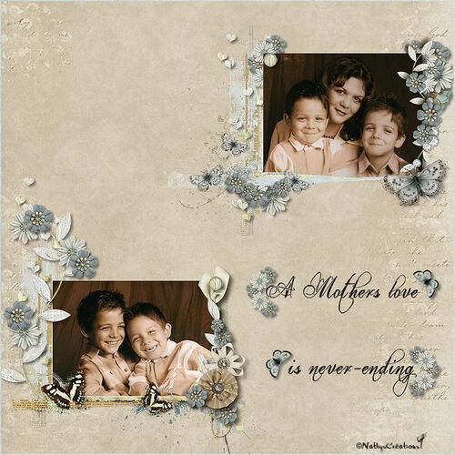 L'amour d'une mère