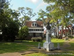 Suriname/ Le Fort Zeelandia