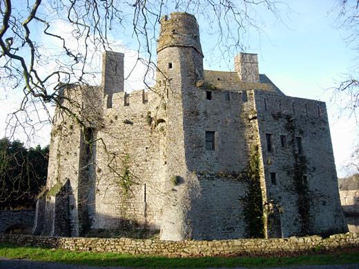 chateau normand de Pirou