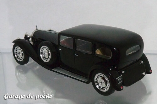 Bugatti Royale Type 41 Limousine Park Ward 1933