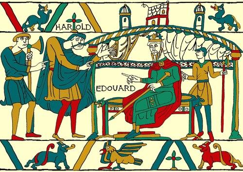 Histoire du roi Edouard le Confesseur