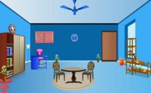 Kids living room escape