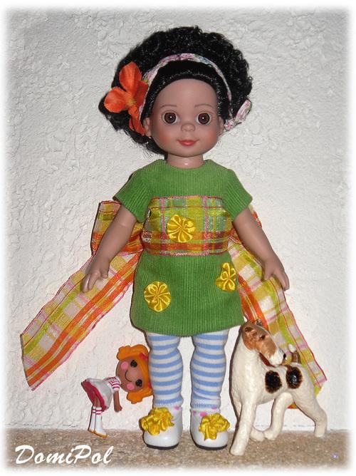 Nancy's Little sister