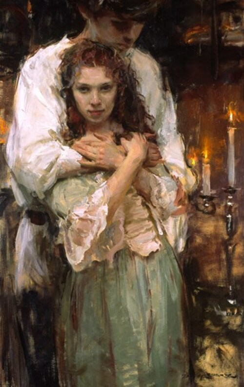 GERHARTZ, Daniel F. Peintre américain  (Art-peintures)