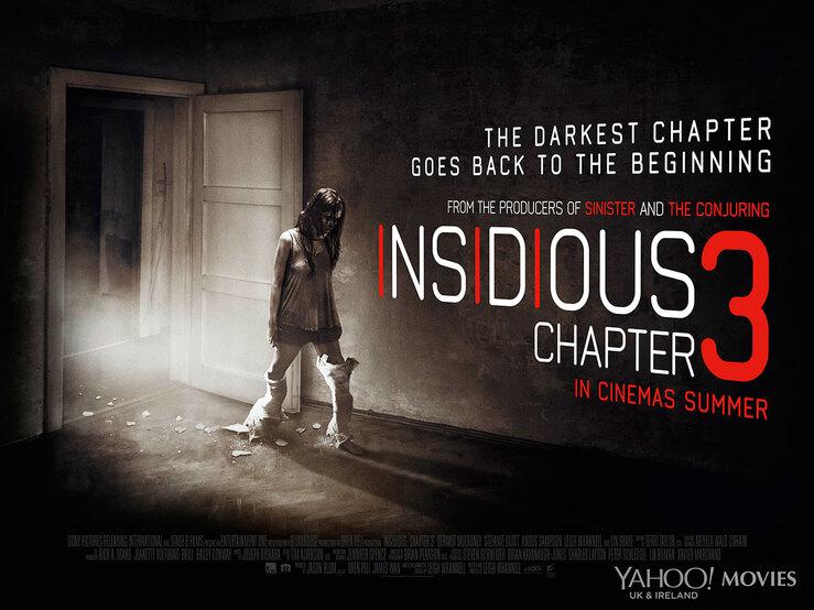 INSIDIOUS CHAPITRE 3