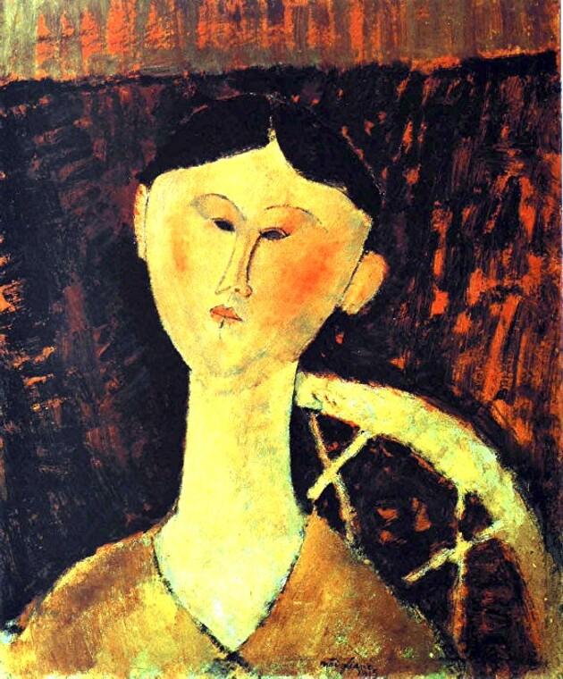 Modigliani 3 / Béatrice Hasting, première compagne...