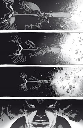 """Walking Dead vol.8 : Negan """"Comics BD"""""""
