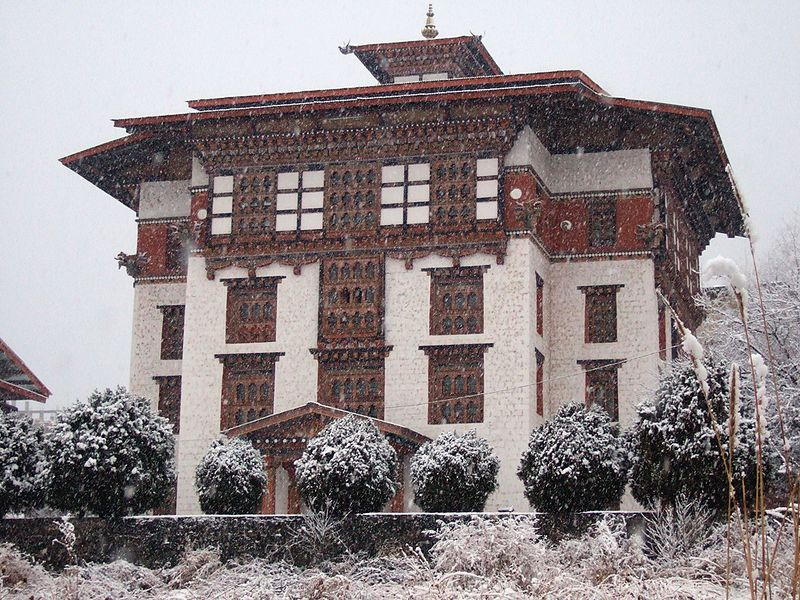 800px-National Library-Thimphu-Bhutan-2008 01 23