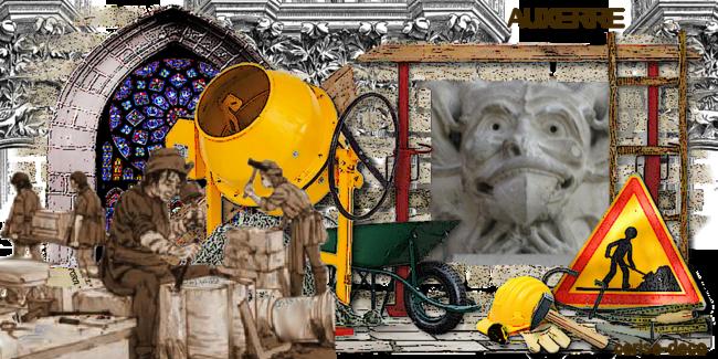 ma participation au défi de babouchka : les cathédrales