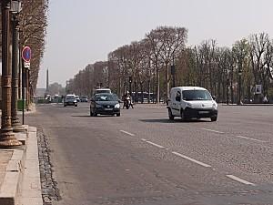 Paris - L'Obélisque