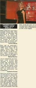 Sheila & France Gall : La Poupée de porcelaine et la Poupée de cire...