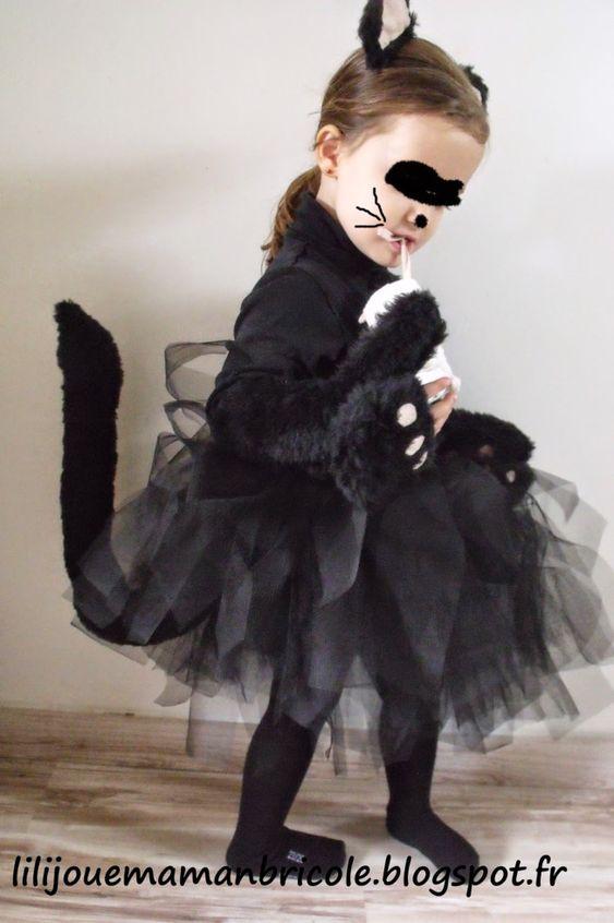 Caps : Se déguiser en petit chat....