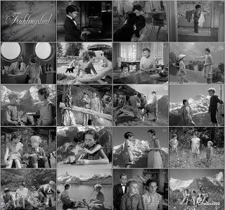 Frühlingslied / Piccoli amici. 1954. HD.