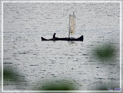 Piroguier : Merci au vent ! - Nosy Be - Madagascar