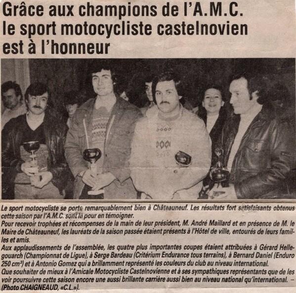 Blog de sylviebernard-art-bouteville : sylviebernard-art-bouteville, Moto-cross du Château de Bouteville 1955-1956