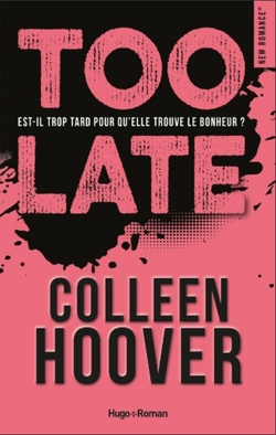 Too late d Colleen Hoover