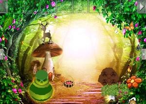 Jouer à Fantasy amusement forest escape