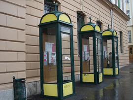 Pecs, cabines telephoniques(super le raccordement)