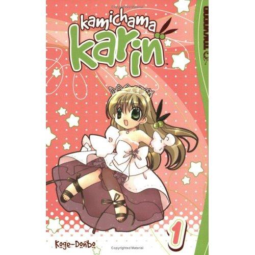 Kamichama Karin - Tome 1