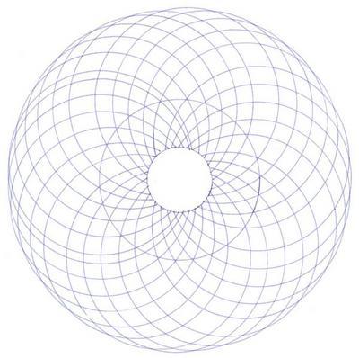 Blog de mimipalitaf :mimimickeydumont : mes mandalas au compas, un modèle de mandala pour ceux qui en demanderaient...