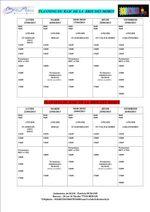 Planning et invitation RAM Brie des Morin