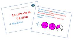 Le sens de la fraction