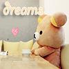 Icônes dreams