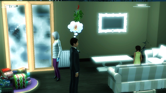 Chapitre 32 : Les Perry fêtent Noël