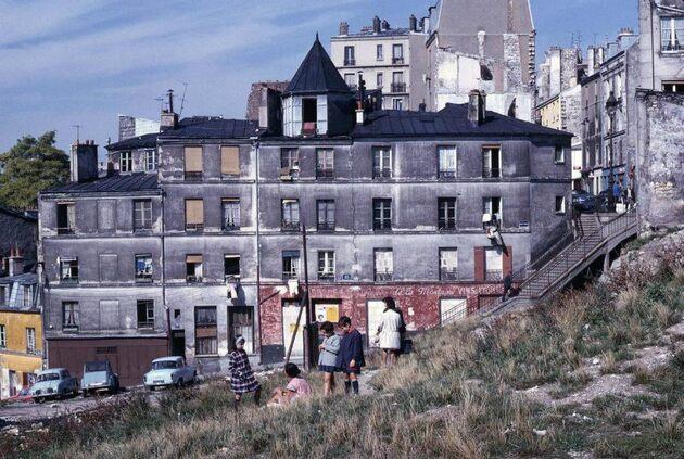 Le Paris de Léon Claude Vénézia.