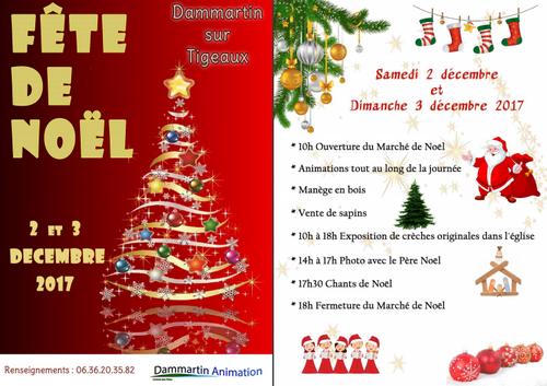 Chants de Noël le 3 décembre à 17h30