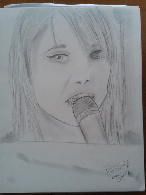 Portrait - Paramore -