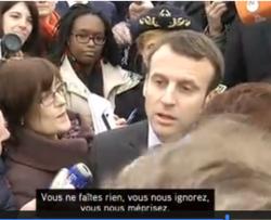 Macron n'a jamais satisfait la gauche