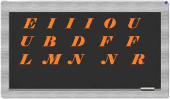 Infundibuliforme (Jeu de lettres n°190)