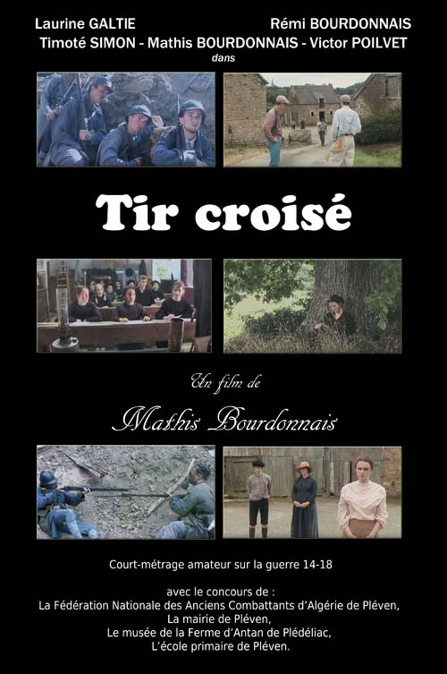 Tir croisé de mathis bourdonnais (Court-métrage amateur 2018)