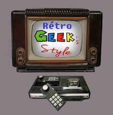 Retro Geek's Style