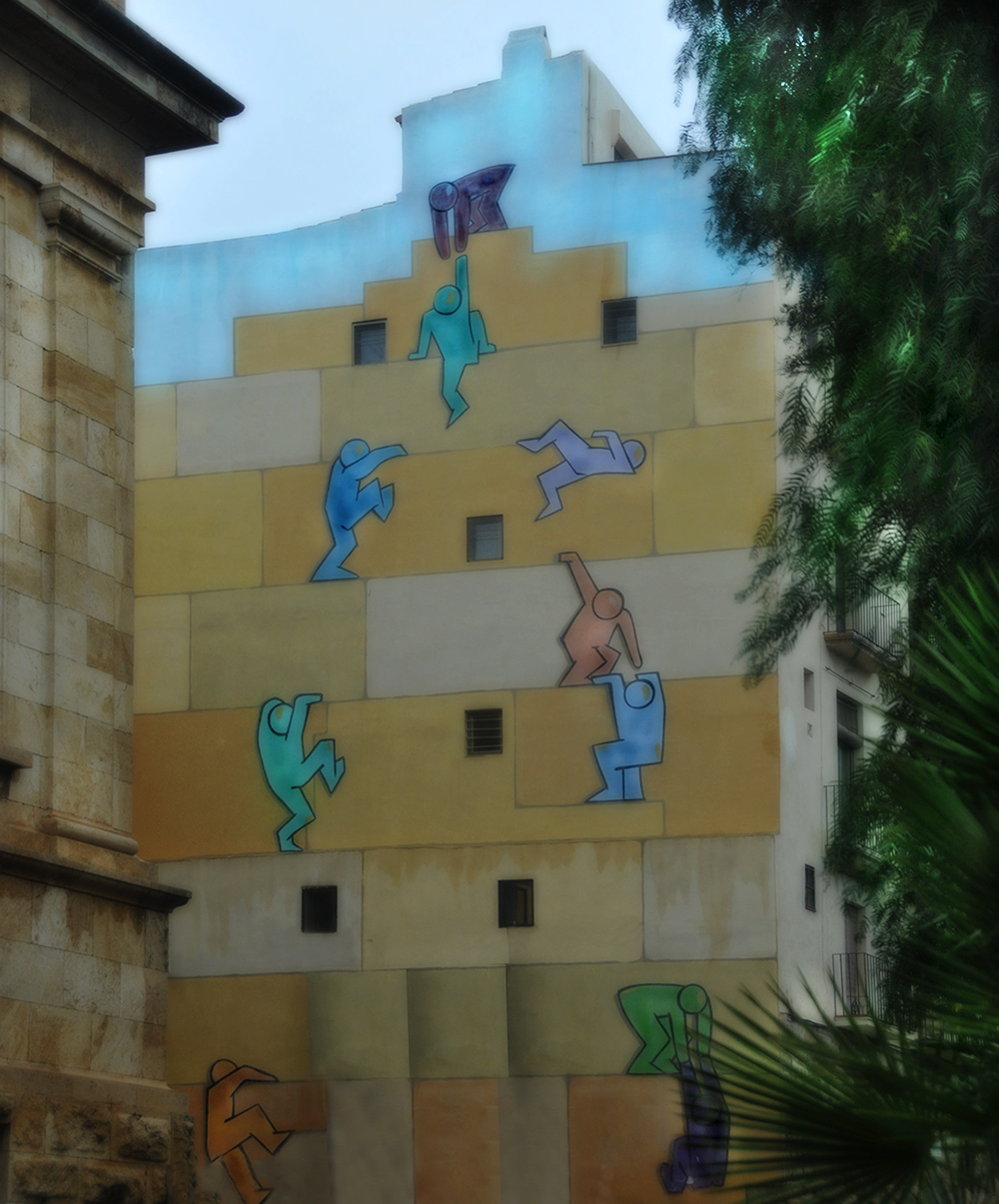 façade...