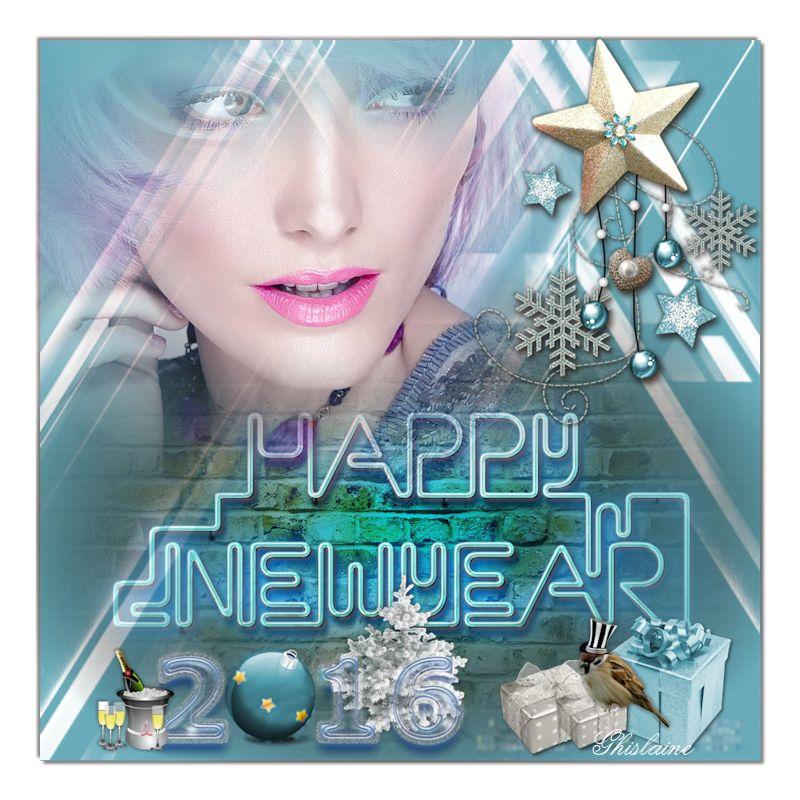 Douceur d'une nouvelle année