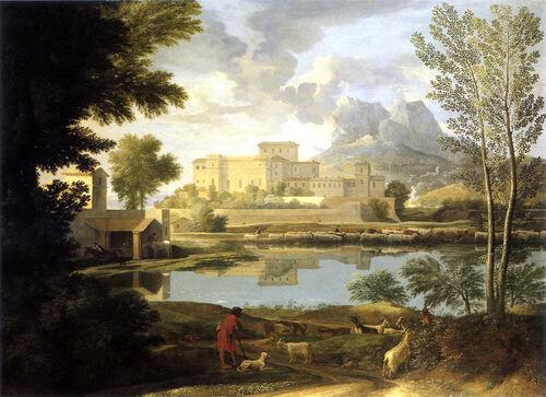 L'Ecole française de paysage par Lucas (206)