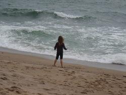 Une semaine de la maison de la plage