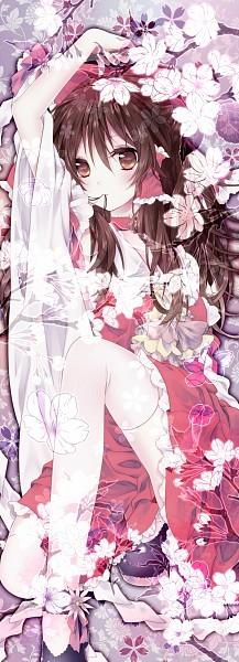 Hakurei Reimu 01