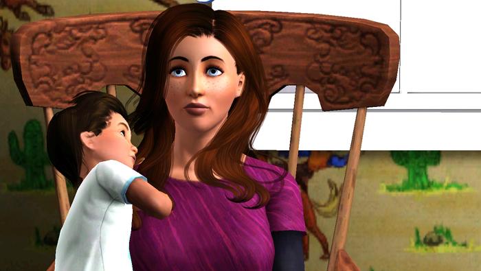 Chapitre 8 : 2 bébés à la maison, ce n'est pas de tout repos!!